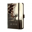 JETTE Notizbuch Blowball, Hardcover, matt mit...