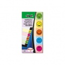 sigel Haftmarker Design Smile, 5 Smile-Motive im Pocket,...